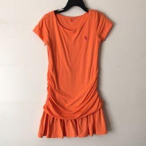 Lil girl cotton dress Ralph Lauren